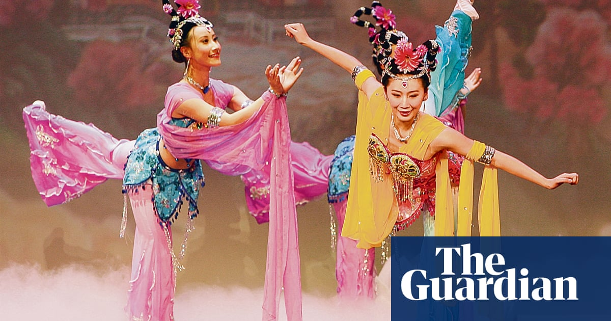 4ae21b2f0597 The traditional Chinese dance troupe China doesn't want you to see | News |  The Guardian