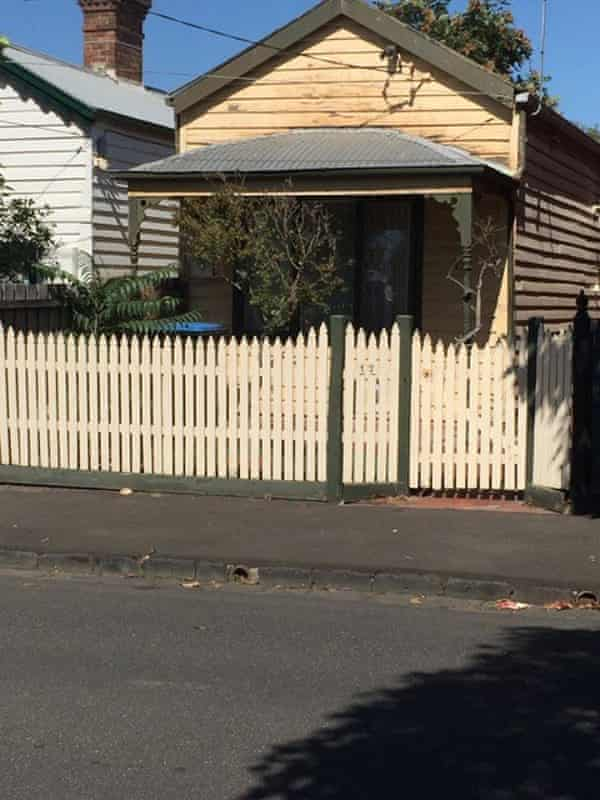 14c Robinson Street, Prahran, Melbourne, the former home of Carmen Callil's great-great-grandmother, Sary