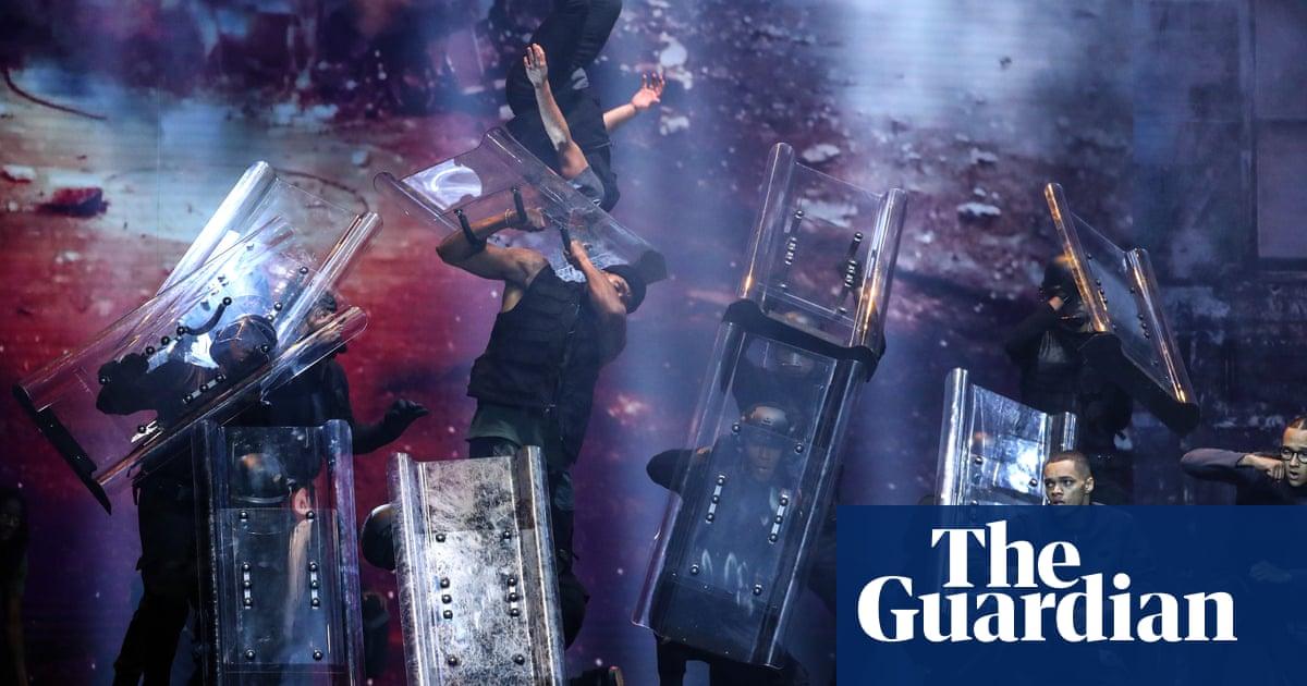 Ofcom Dismisses Complaints Over Blm Dance On Britain S Got Talent Television Radio The Guardian