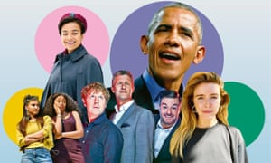 I Told My Mum I Was Going on an RE Trip,  The Last Leg; Obama: The President Who Inspired the World; Stacey Dooley Investigates: Second Chance Sex Offenders.