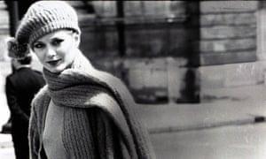 The Sonia Rykiel look of 1977.