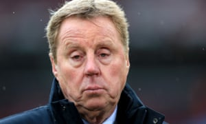 Harry Redknapp has parted company with Birmingham City
