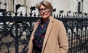 British solicitor Jacquelyn MacLennan