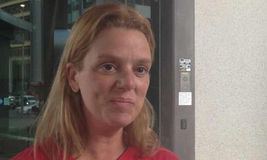 Brisbane librarian Sally Kuether