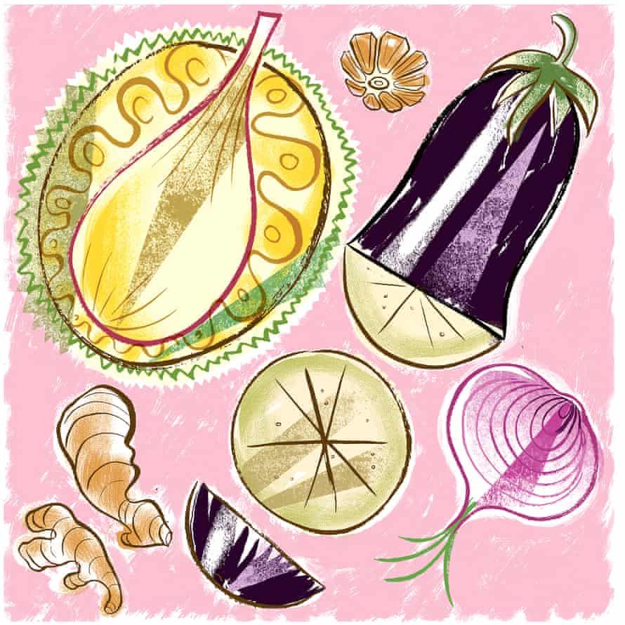 Jackfruit curry chosen by Meera Sodha