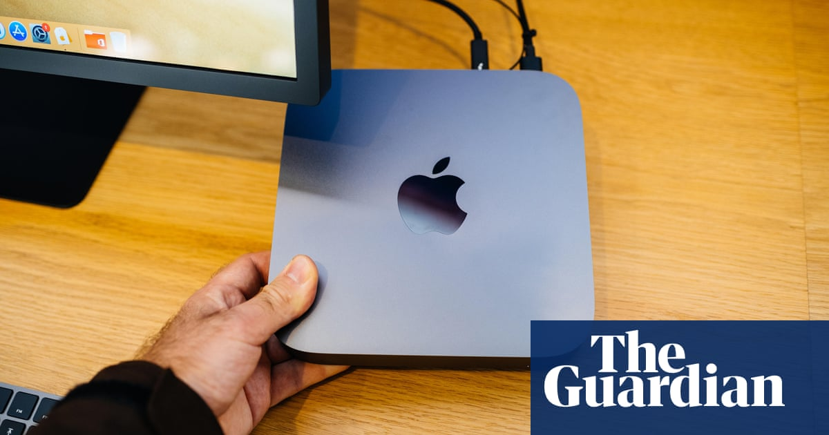 Can an external SSD match the Mac Mini's pricey inbuilt storage