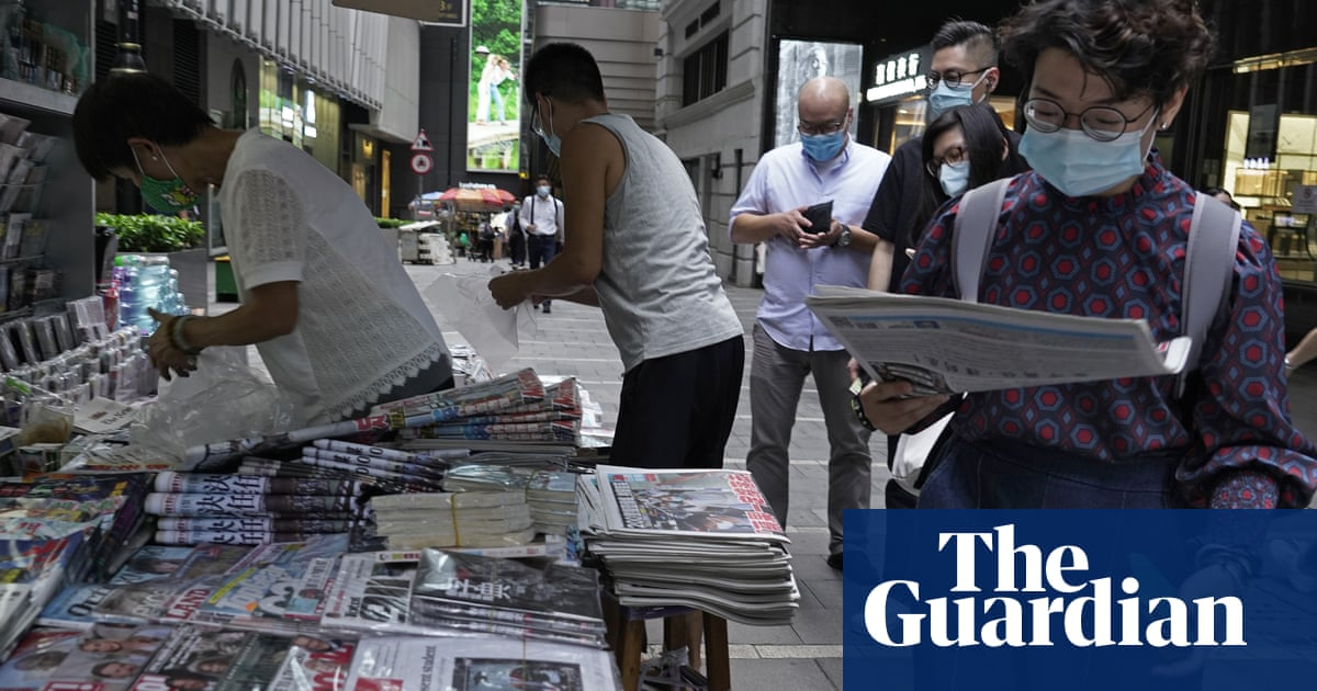 Hong Kong Free Press journalist denied visa amid fears for media freedom