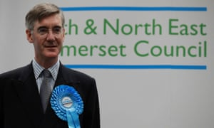 Jacob Rees-Mogg was conspicuously missing from the Conservatives election campaign.