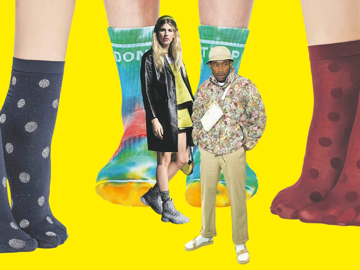 The New Rules Of Socks Novelty Ones Are Out But Yes You Can