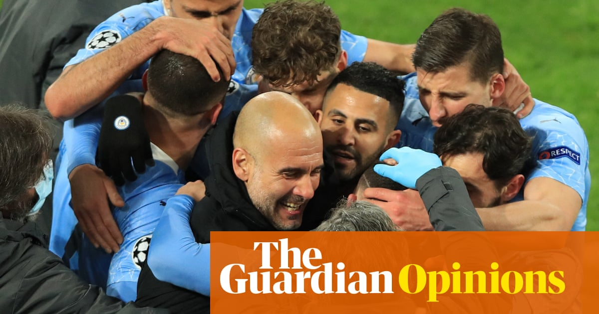 Pep Guardiola has mixed possession and pressing to start new Manchester City era | Jonathan Wilson