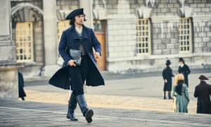 Aidan Turner as Ross Poldark in series four