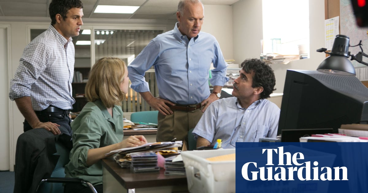 spotlight meet the reporters who told the story nobody wanted to hear film the guardian