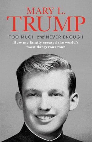 Mary Trump book cover.