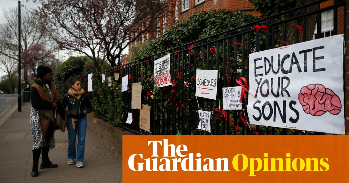 The Guardian view on sex abuse in schools: facing up to rape culture