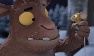 Mouse in The Gruffalo's Child