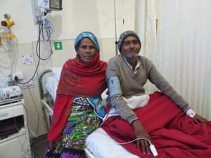 Ramesh Kumar at SGT hospital