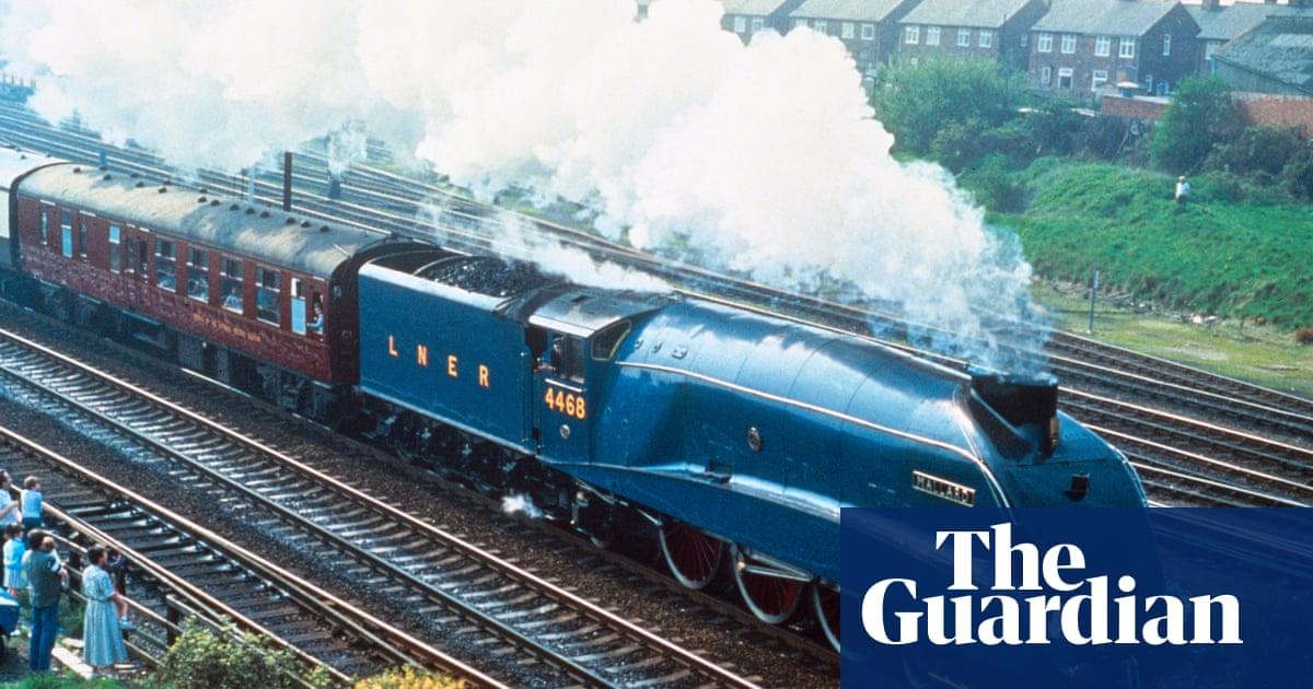 A Footnote To The Steam Locomotive Mallards Record Breaking Run
