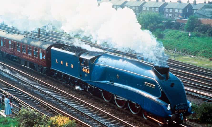 The Mallard set the still unbroken 126mph world speed record for a steam locomotive on 3 July 1938.