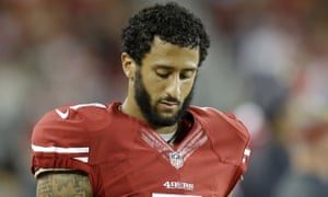 Colin Kaepernick's actions have sparked debate this weekend