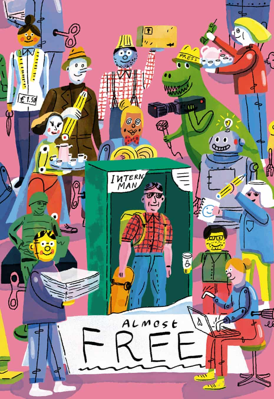 illustration for interns long read