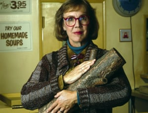 Log Lady Catherine Coulson