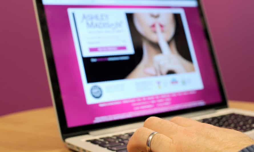 Ashley Madison's security breach exposed the personal data of customers.