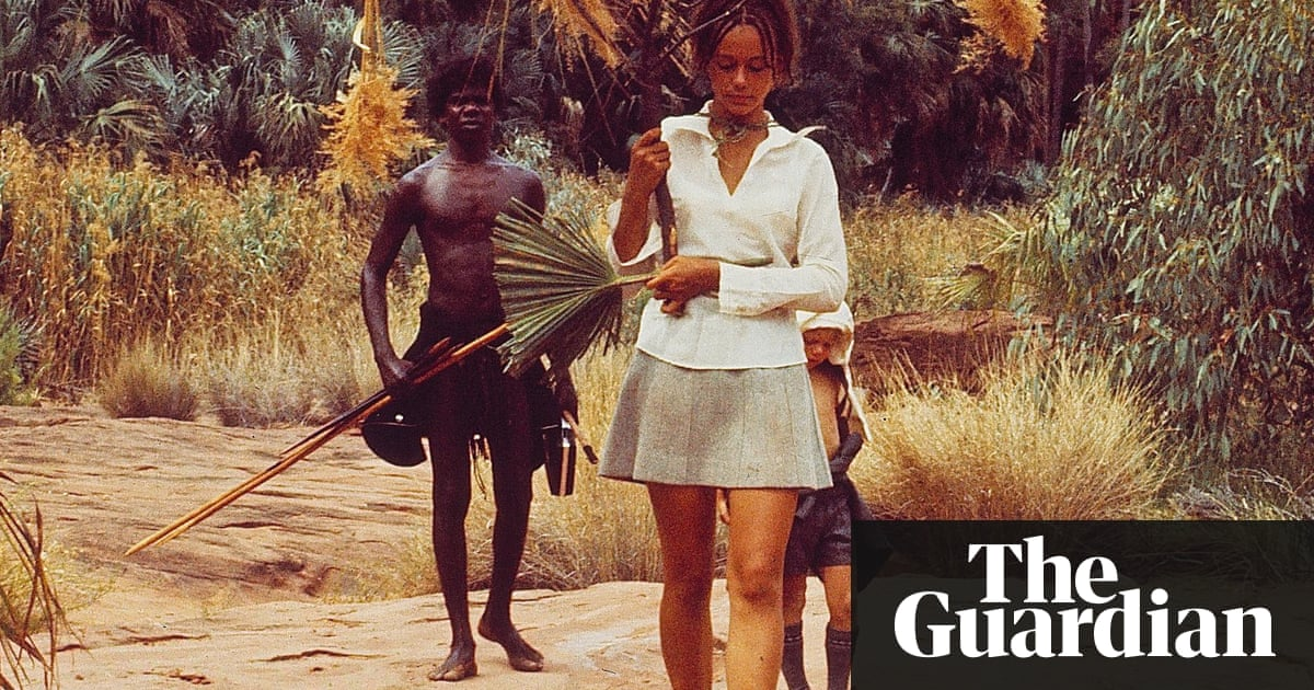How We Made Walkabout Film The Guardian