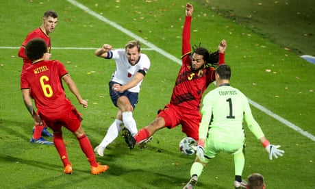 Harry Kane forced to multi-task in blunted, one-paced England attack | Barney Ronay
