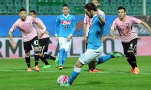 Gonzalo Higuaín Napoli