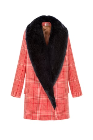 Coat, £795, by Shrimps (shrimps.co.uk)