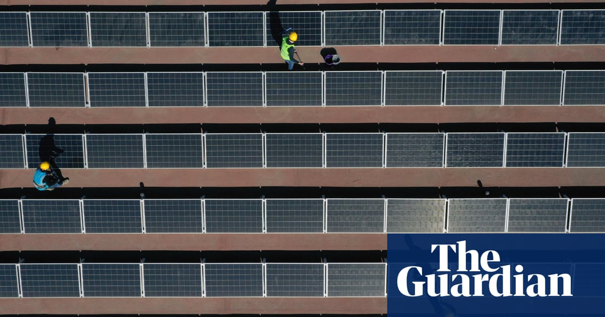 Renewable energy growth must speed up to meet Paris goals, agency says