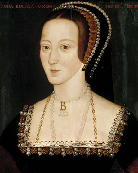 Anne's real 'crime' was failure to produce a male heir.