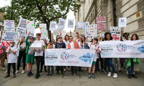 Children with special needs are marginalised at school, says NAO