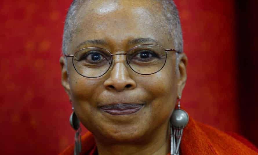 Alice Walker said she had a copy of the controversial British author David Icke's And the Truth Shall Set You Free on her nightstand.