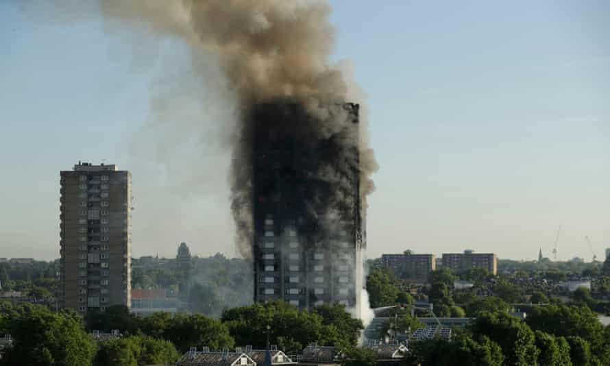 The Grenfell Tower fire in June 2017 claimed 71 lives.