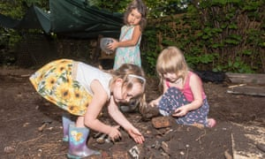 Under the scheme the parents of three- and four-year olds are entitled to 30 hours of free childcare during term time.