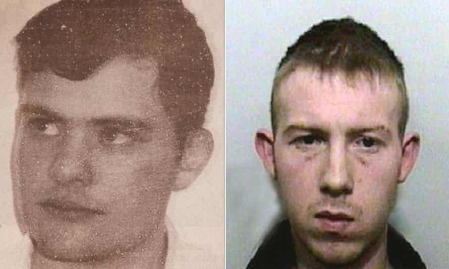 Marc Goodwin (left) and Mikhail Gallatinov are both serving life sentences