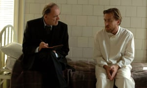 Ganz with Tim Roth in Francis Ford Coppola's Youth without Youth, 2007