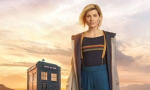 Doctor New … Jodie Whittaker