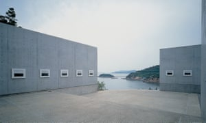 Time Exposed installation at Benesse Art Site Naoshima.