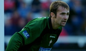 Former goalkeeper Jimmy Glass is now a player liaison officer at Bournemouth.
