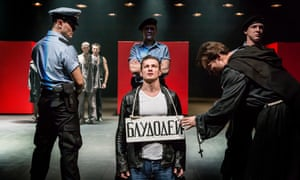 Cheek by Jowl's production of Measure for Measure.