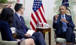 Barack Obama: 'Healthcare's not cheap. All the promises [Republicans] made about they can do it better, cheaper, are going to be really hard to meet.'