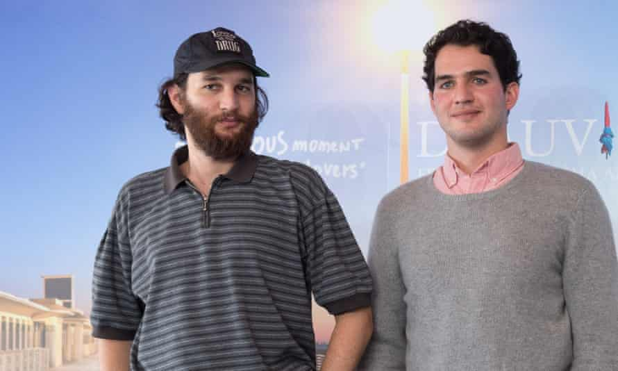 Josh and Ben Safdie … 'We can have $20m to make a film, but we're still going to approach it like we have 40 bucks.'
