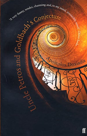 cover of Uncle Petros and Goldbach's Conjecture