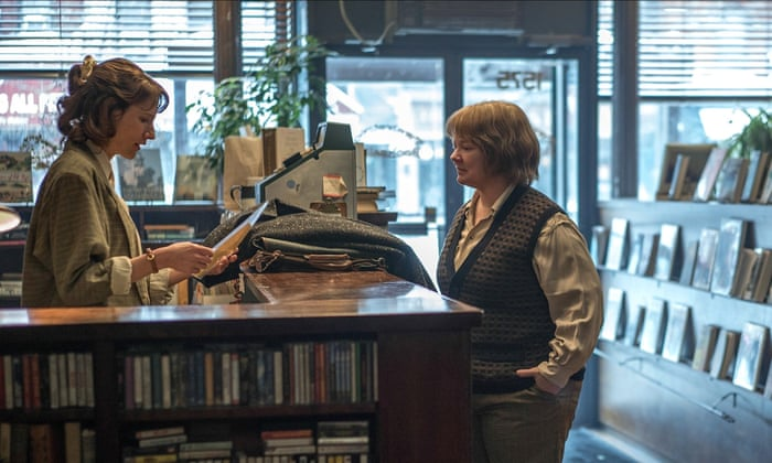 Can You Ever Forgive Me? review – enjoyable real-life caper | Film