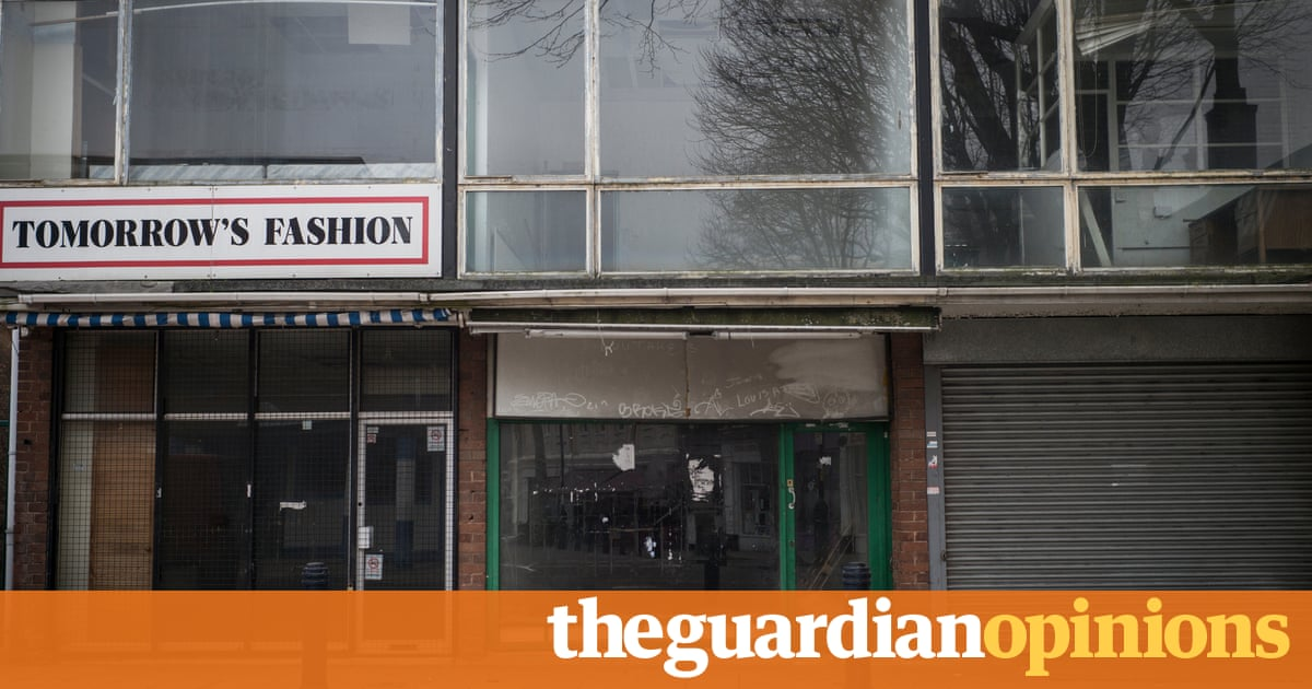 Still puzzled by the Brexit vote? Take yourself off to Blakenall Heath | Giles Fraser: Loose canon