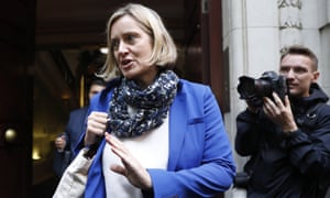 Amber Rudd said she was 'disappointed and stunned' by Boris Johnson's comments on Jo Cox.