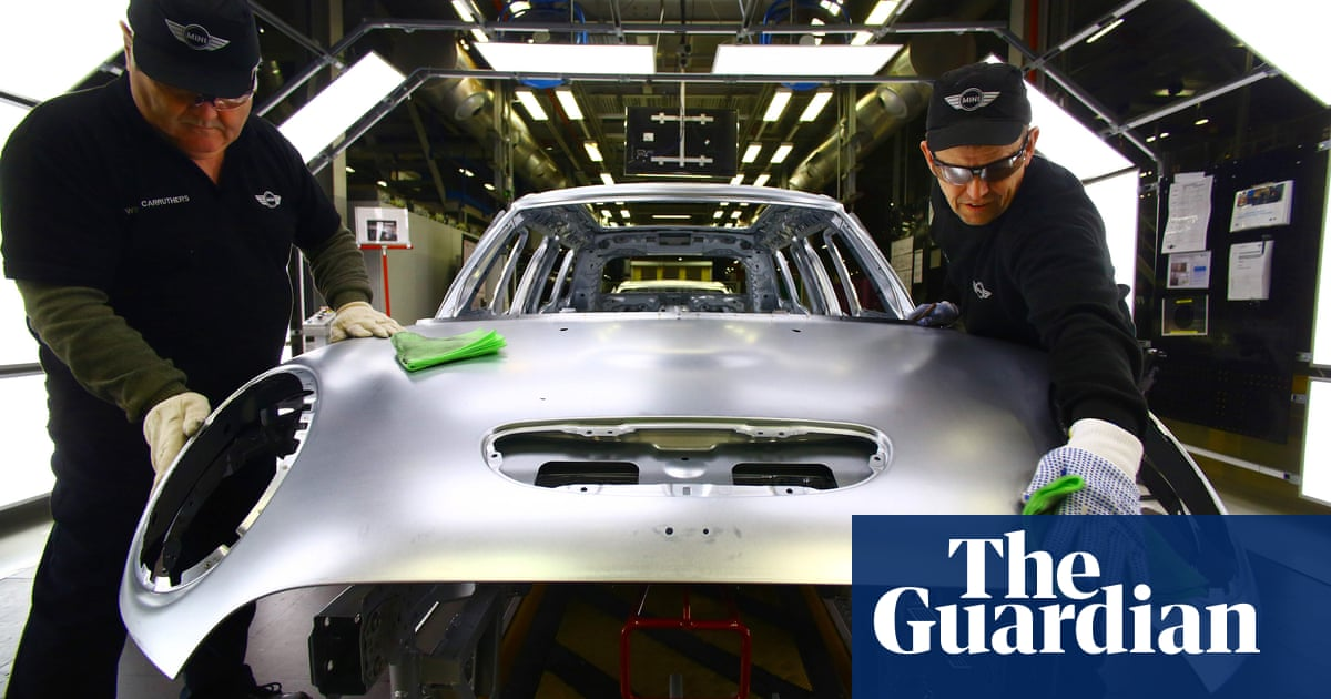 Car Firms Tell May PostBrexit Tariffs Are Red Line Issue That - Lb smith ford car show