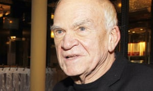 Milan Kundera in Paris in 2010.